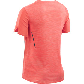 cep Run Shirt Short Sleeve Women, coral